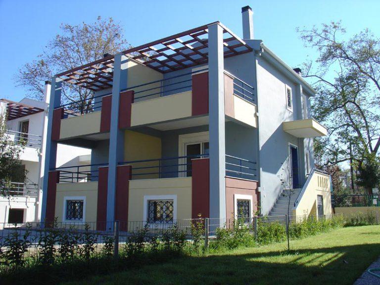 Παραθαλάσσιες εξοχικές κατοικίες Λόγγος, Αίγιο, Αχαΐα